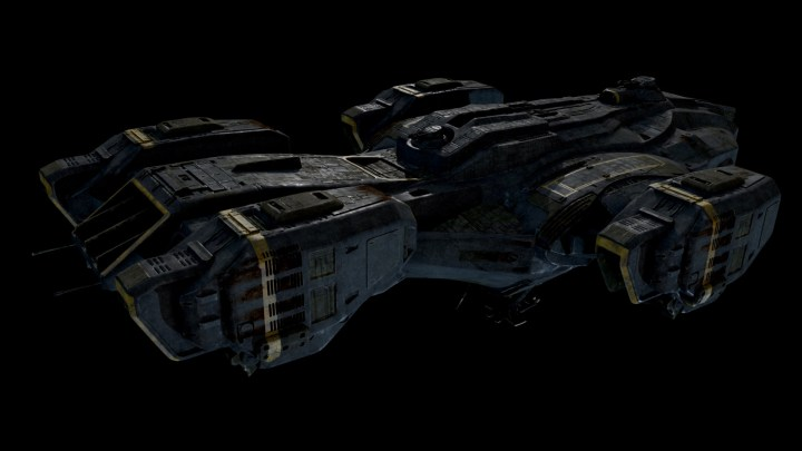 May 17, 2016: The Ships Of Dark Matter!