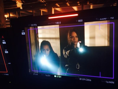 May 24, 2016: Franka Potenta Boards Dark Matter!