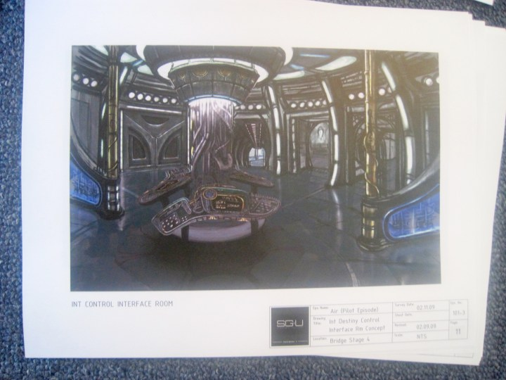 And So It Begins… Again!  Dark Matter!  Stargate!
