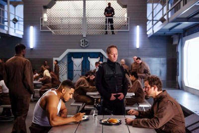 """DARK MATTER -- """"Welcome To Your New Home"""" Episode 201 -- Pictured: Anthony Lemke as Three -- (Photo by: Jan Thijs/Prodigy Pictures/Syfy)"""