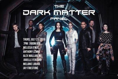 "July 21, 2016: Dark Matter ""episode 17: We Were Family"" Sneak Peek!  Mailbag!"