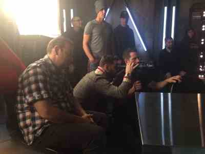 "August 11, 2016: Dark Matter ""episode 20: She's One Of Them Now"", Directed By Jason Priestley!"