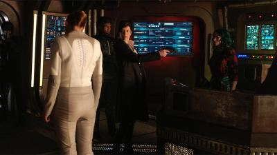 "August 22, 2016: Let's Talk Dark Matter ""episode 21: Stuff To Steal, People To Kill""!"