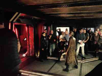 """August 23, 2016: More Dark Matter """"stuff To Steal, People To Kill"""" Links And Bts Pics!"""