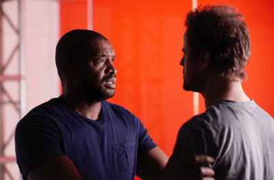 """August 25, 2016: Dark Matter """"going Out Fighting"""" Promo And Sneak Peeks!"""
