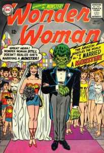 October 18, 2016: Wonder Woman's Weirdest Comic Book Covers!
