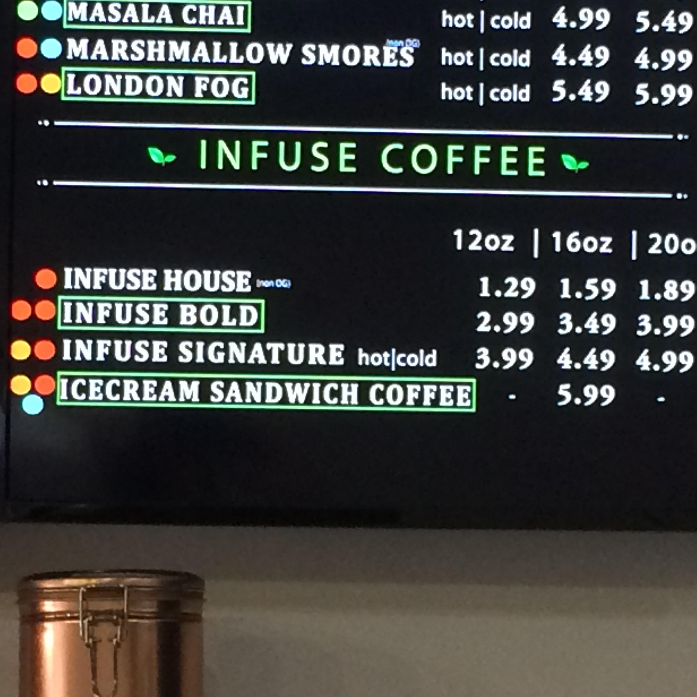 Infuse Cafe Archives | Joseph Mallozzi's Weblog