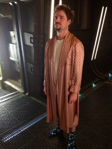 November 21, 2016: Dark Matter Season 3 – Day 2 Of 92!