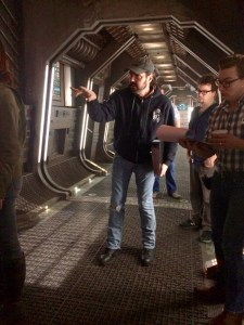 February 14, 2017: Dark Matter Season 3 – Day 53 Of 91!