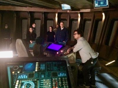 March 20, 2017: Dark Matter Season 3 – Day 71 Of 91!
