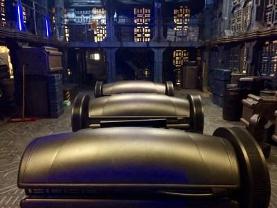 March 15, 2017: Dark Matter Season 3 – Day 69 Of 91!