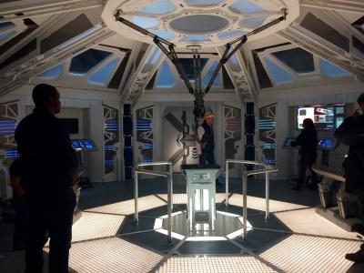 April 10, 2017: Dark Matter Production Designer Ian Brock Answers Your Questions!