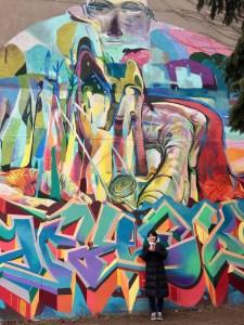 April 28, 2017: Akemi's Toronto Art, Graffiti, And Other Tour!