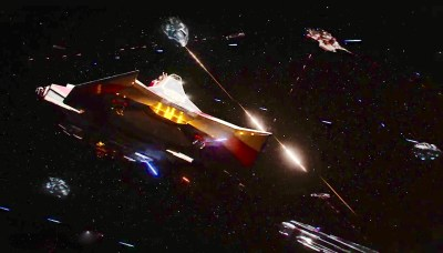July 9, 2017: More Dark Matter Season 3 Sneak Peeks!
