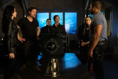 August 23, 2017: Two Days To The Dark Matter Season Finale!