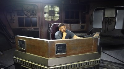 September 27, 2017: And A Not Goodbye Yet To The Raza Set!