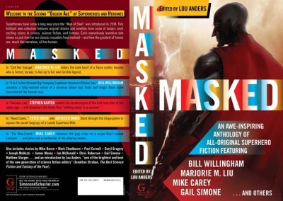 October 17, 2017: Masked – The Series!