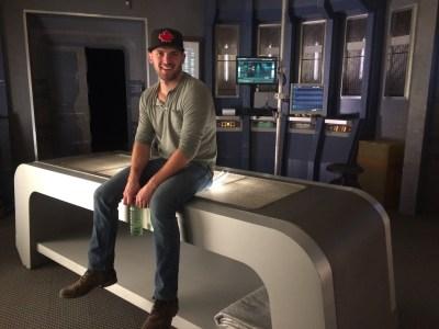 November 18, 2017: Dark Matter – Behind The Scenes!