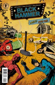 January 29, 2018: Hit Me With Your Comic Book Recommendations!