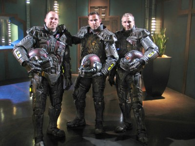 February 15, 2018: Stargate Pics And Musings!