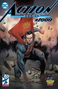 April 18, 2018: Best Comic Book Covers Of The Week!  And All Those Action Comics #1000 Variants!