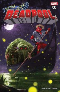 May 16, 2018: Best Comic Book Covers Of The Week!
