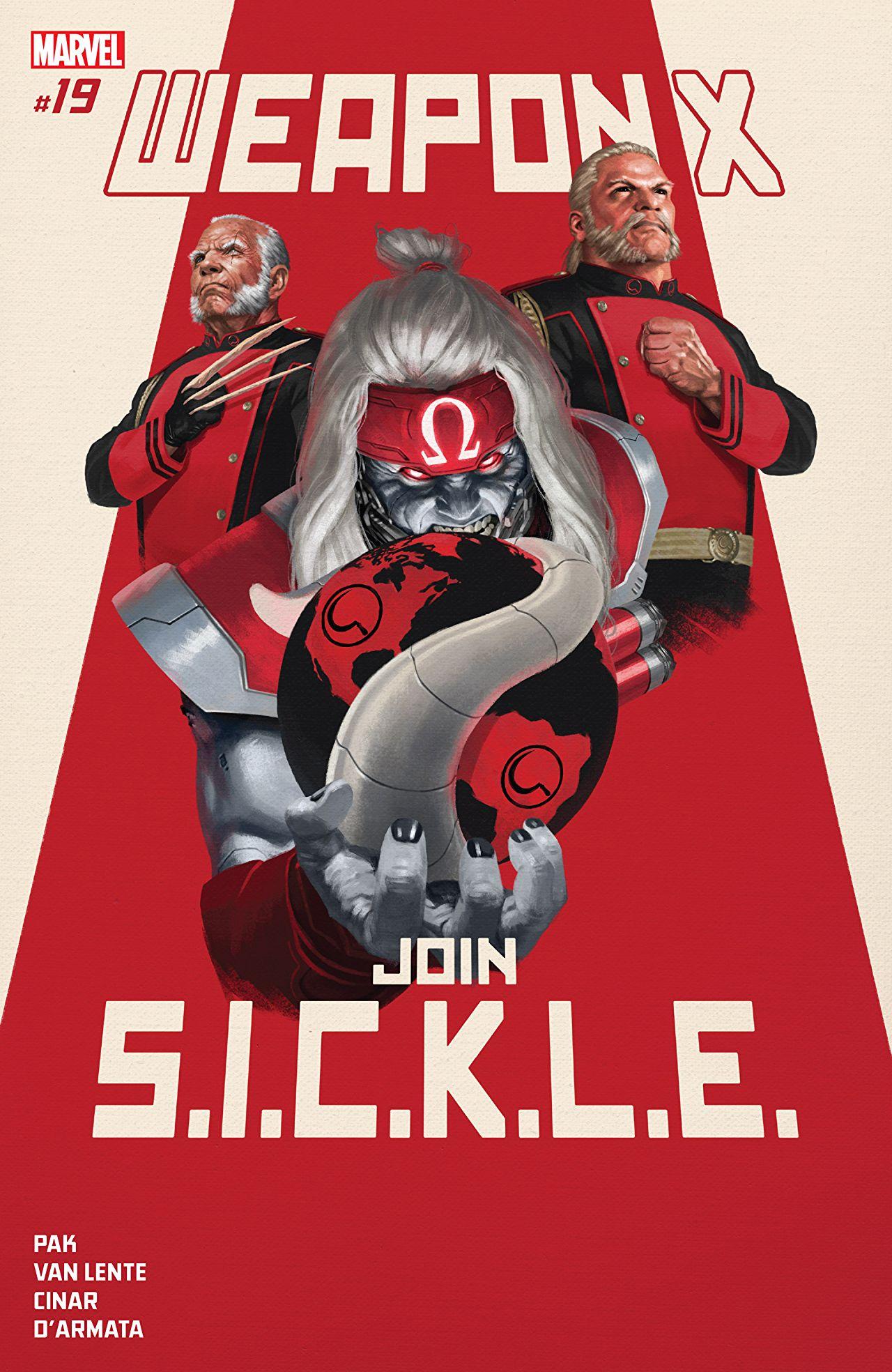 Week's Best Comic Book Covers! | Joseph Mallozzi's Weblog