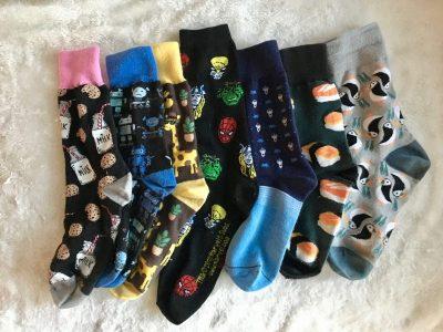 My Top 10 Socks!