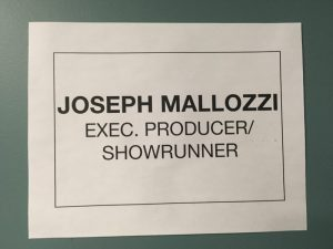 March 26, 2019: Production Day #2!