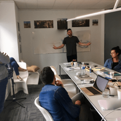 October 4, 2018: Scenes From A Writer's Room – Week 4!