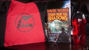 Weber/Baen Swag!