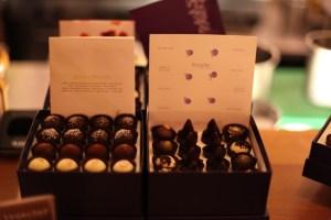 Vosges chocolates (photo courtesy of Lawren Bancroft-Wilson)
