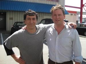Peter Kelamis (Adam Brody) and Patrick Gilmore (Dale Volker)