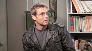 Actor Michael Shanks