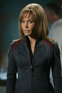 Teyla Emaggan - Stargate: Atlantis, Season 5, The Seed (photo courtesy and copyright MGM Television)