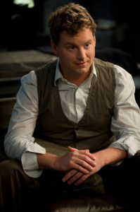 Patrick Gilmore (Dale Volker).  Yeah, he coulda been a reiki master too.  Photo courtesy and copyright MGM Television.