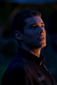 SGU's Lieutenant Matthew Scott (Brian J. Smith) - photo courtesy and copyright MGM Televison.