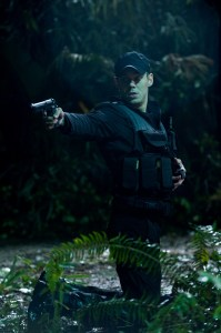 Get your questions in for actor Brian J. Smith.  Or else! (photo courtesy and copyright MGM Television)