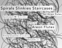 Spirals Slinkies Staircases flyer
