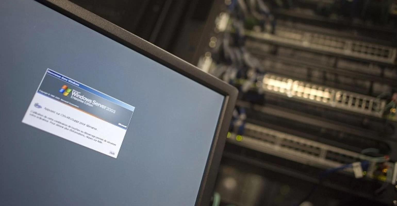 Server Computer Hacking