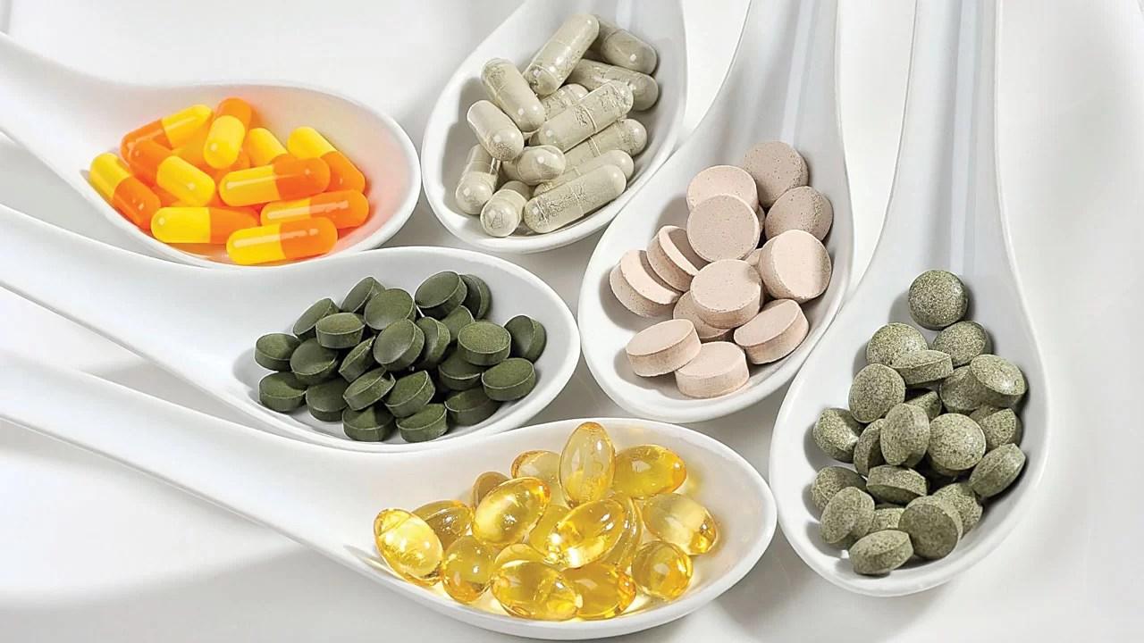 Multivitamins & Food Supplement Benefits