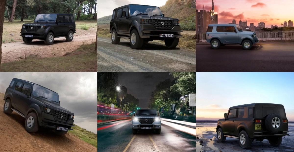 Mobius Motors: Designed for Africa. Built in Africa.