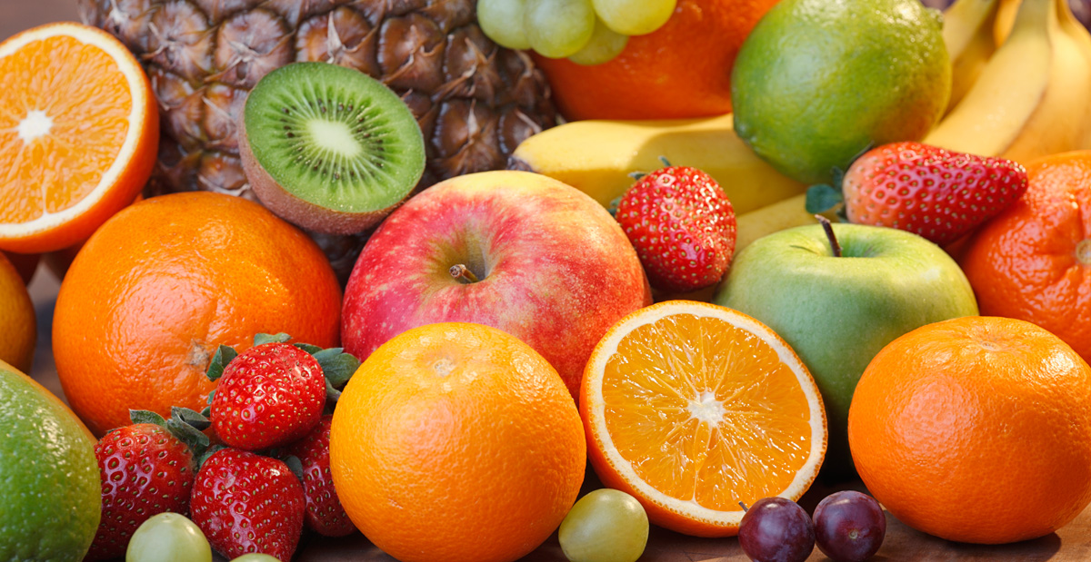 Anti-aging Fruits Benefit