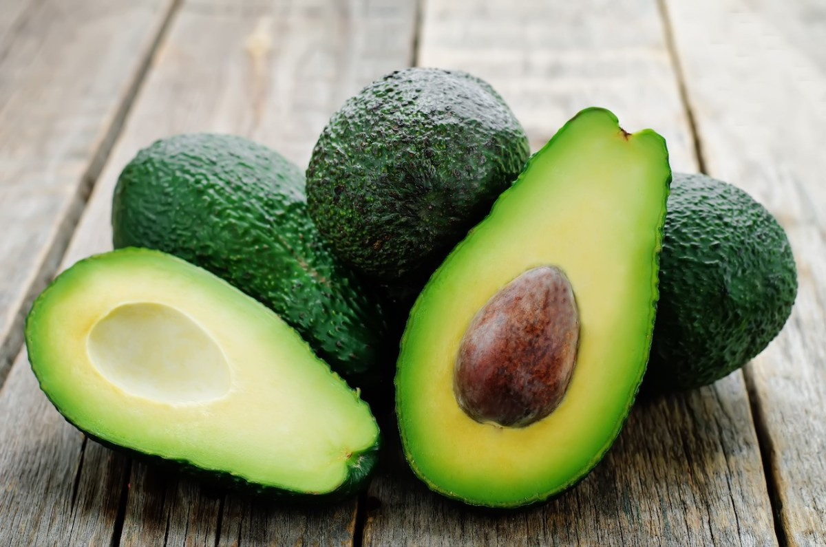 Why Avocados are important in our top 10 Healthiest & Nutritious Fruits list
