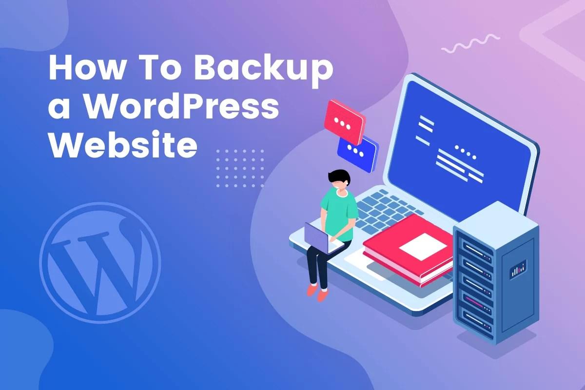 WordPress Site Backup