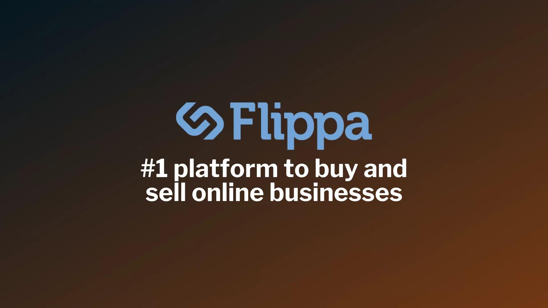Flippa Website Flipping
