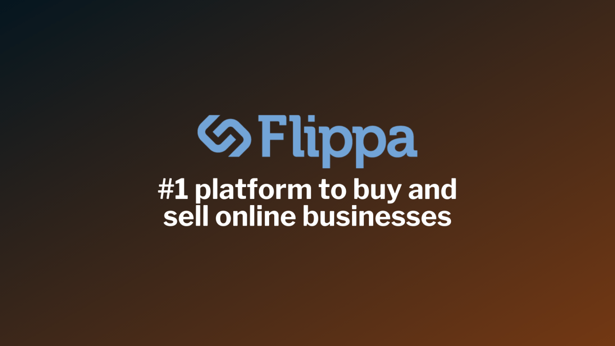 Flippa Website Flipping