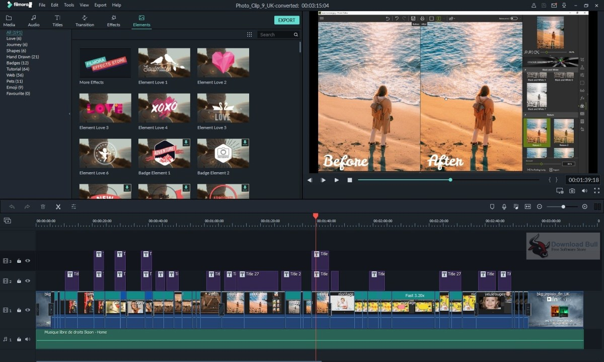 How Wondershare Filmora Works