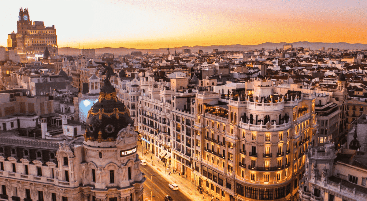 Madrid, Spain is one of the Most Stylish Cities