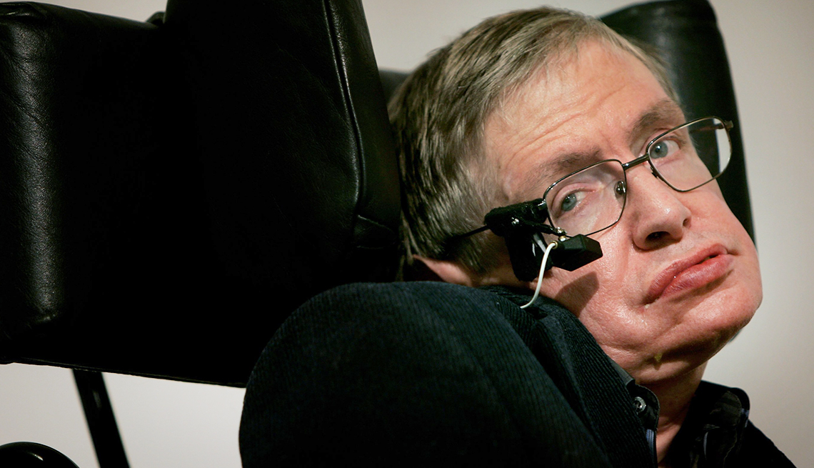 Who was Stephen Hawking? 'A Brief History of Time' Author